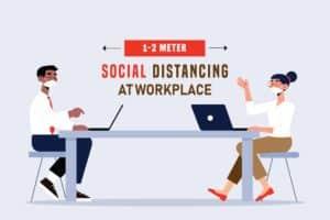 Uffici e distanziamento sociale ecco come sono cambiati gli ambienti di lavoro